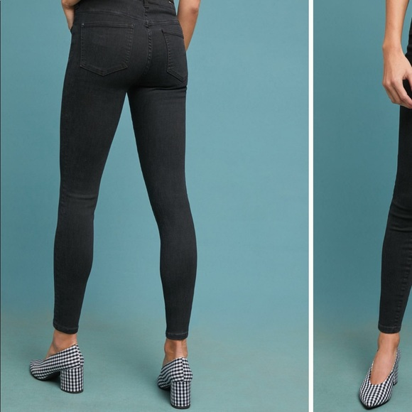 221240d6cf6 Pilcro high rise jeans leggings Anthropologie 27. M 5c38e4e604e33d90fd07019d